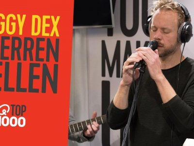Diggy Dex doet Sterren Tellen bij QMusic