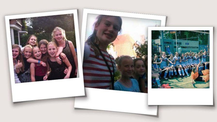 Sophie (12) kwam om het leven in vlucht MH17 vriendinnen delen herinneringen sophie fleur bente
